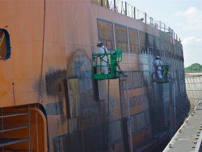 Bảo trì hàng hải và Đóng tàu