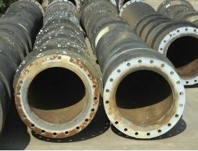 Bể sợi thủy tinh và sản xuất ống