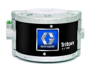 Bơm màng hoàn thiện áp suất thấp Triton