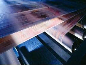 In ấn và xuất bản - Chuyển mực