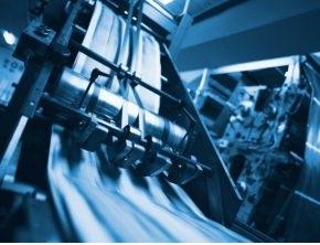In ấn và xuất bản - Bôi trơn thiết bị