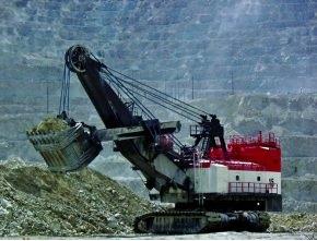 Thiết bị khai thác mỏ - Sản xuất
