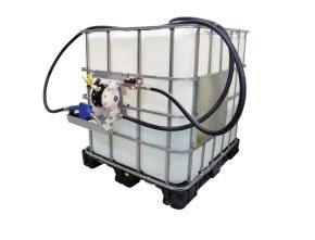 Xả chất lỏng diesel (DEF)