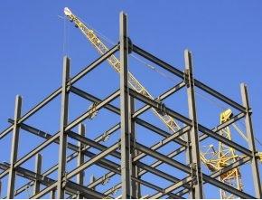 Xây dựng kết cấu thép nặng