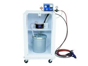 ảnh đại diện hệ thống cách ly sơn nước không khí Graco WB100