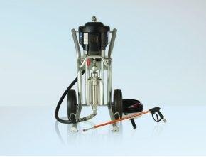 ảnh đại diện máy phun áp lực làm sạch hoạt động bằng khí nén Graco Hydra-Clean