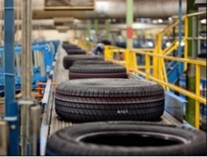 Sản xuất lốp xe
